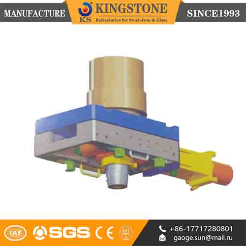Sliding Gate System for Steel Ladle(1)KSG-N series sliding nozzle mechanism