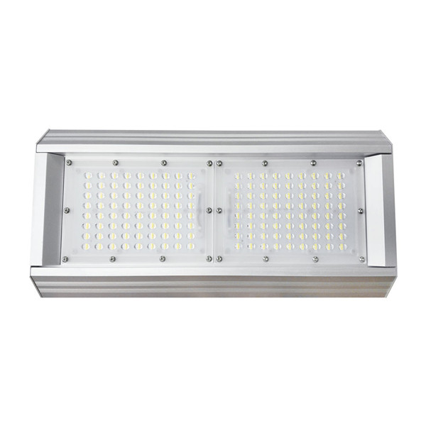 50-500w 150lm/w led warehouse light various solution for small medium and large space 100*20 angle for aisle
