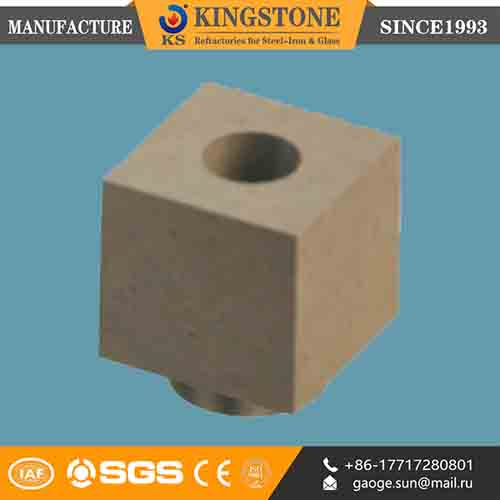 Well Block for Steel Ladle