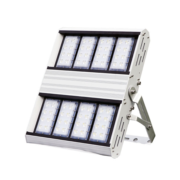 most efficient led parking light with high mast outdoor supermarket with dimmable sensor