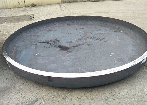 Carbon Steel Pressure Vessel Used Flat Bottom
