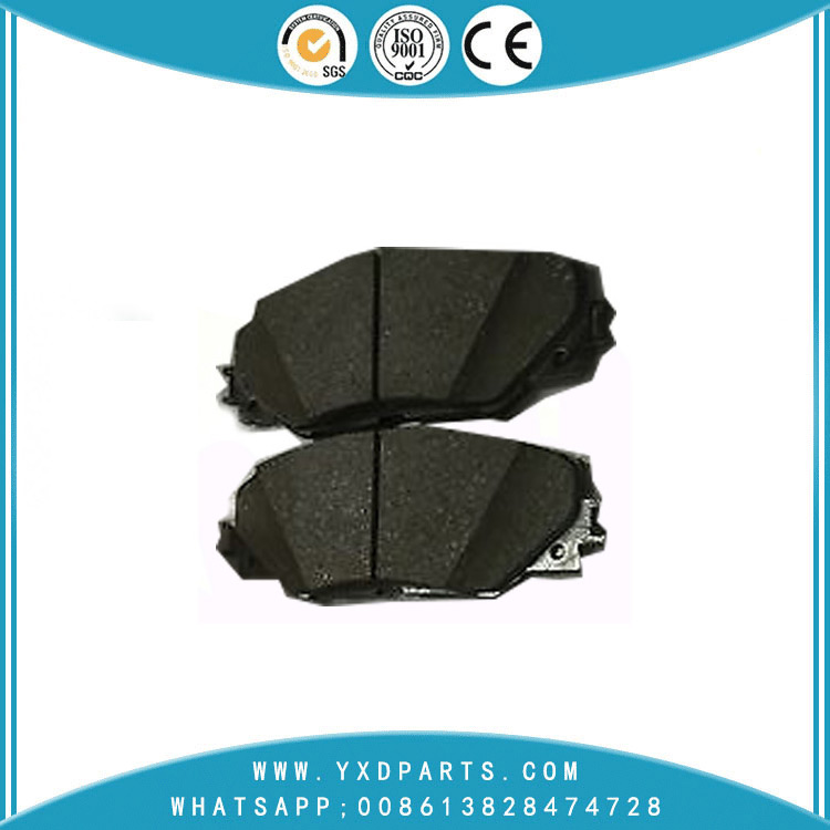 oem 04465-42180 toyota CAR PARTS FRONT BRAKE PAD