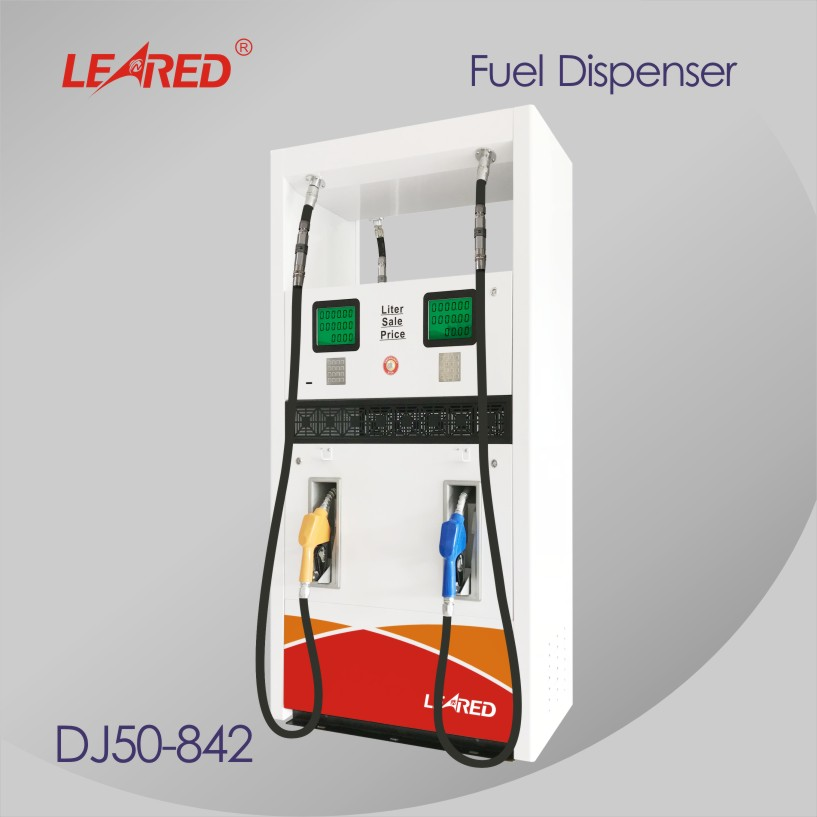 China customized Gas Station 4 Nozzles Fuel Dispenser Pump supplier