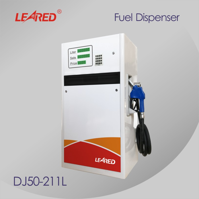 Small Portable Mobile Large Flow Fuel Dispenser Pump with Extra Long Hose or Hose Real
