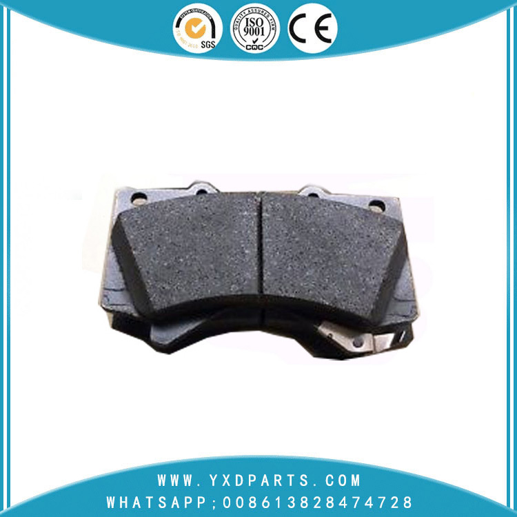 China factory supplies Bosch auto brake pads oem 04465-60280 for LEXUS LX TOYOTA LAND SEQUOIA TUNDRA