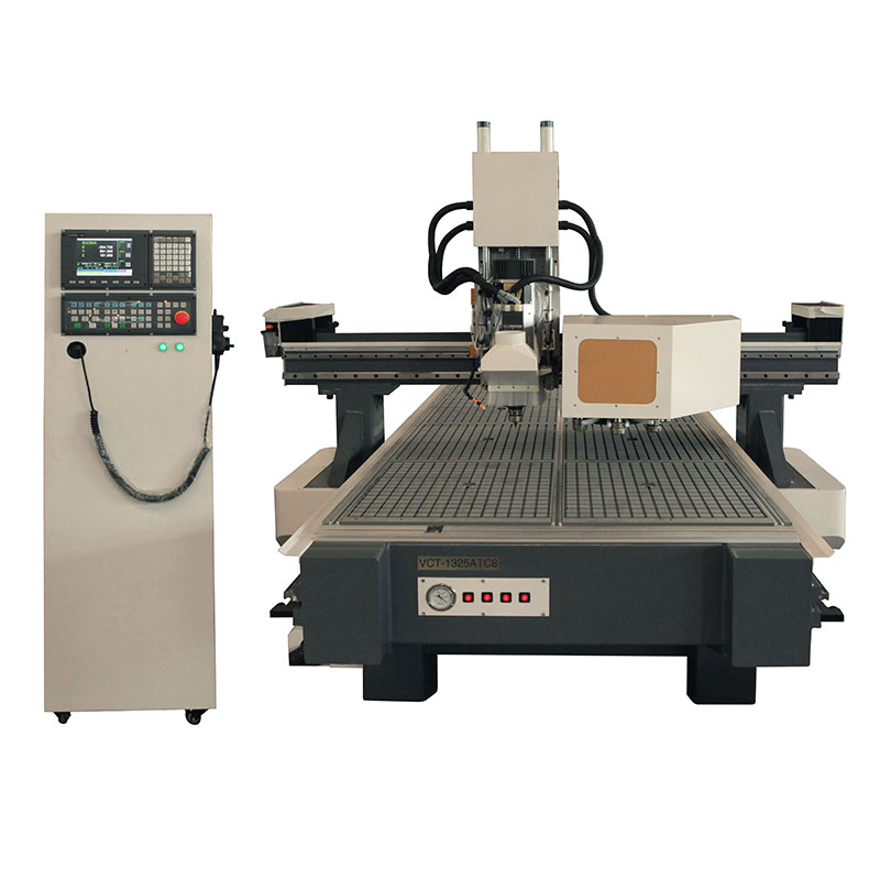 HighPrecision ATC CNC Router/Gantry Move