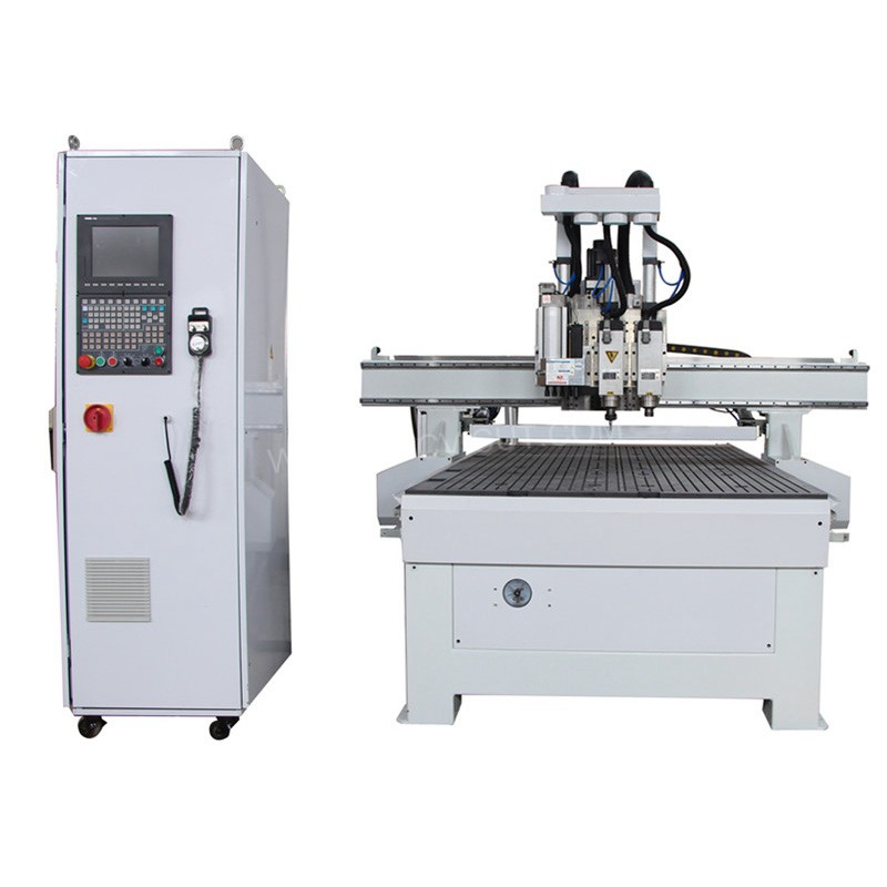 ASC CNC Router/Auto Change Spindle