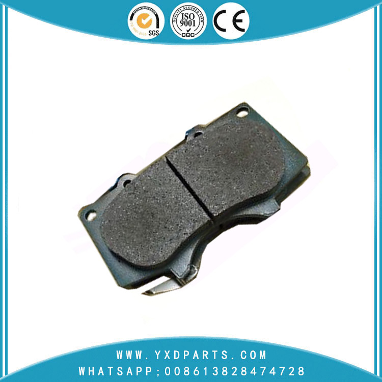 High Quality Ceramic car Brake pads oem 04465-60320 for LEXUS MITSUBISHI TOYOTA