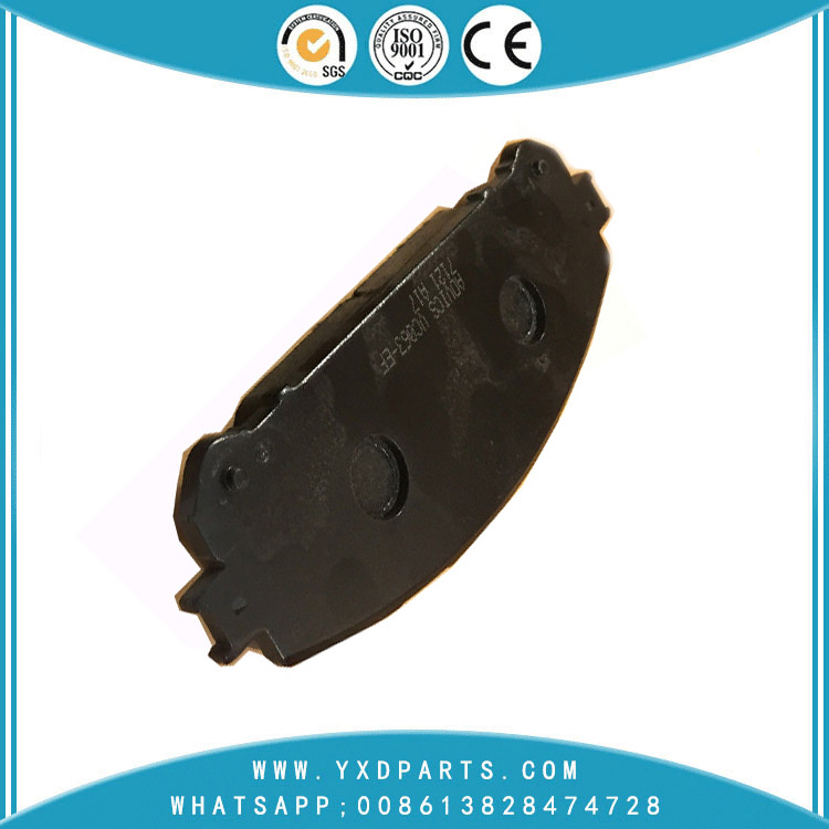 High quality China cheap front brake pad oem 04465-AZ119