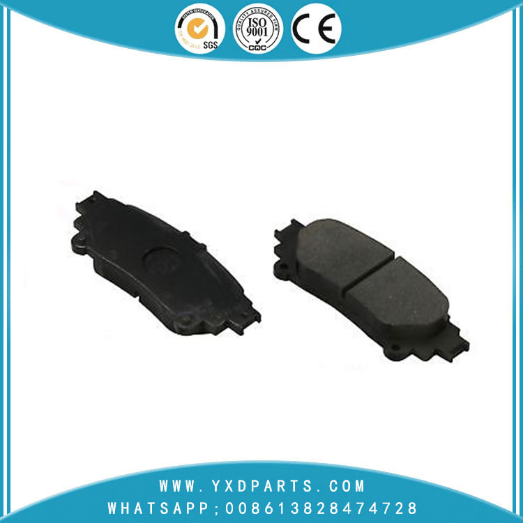 China Car Parts Supplier Brake Pad oem 04466-0e010 for toyota TOYOTA LEXUS
