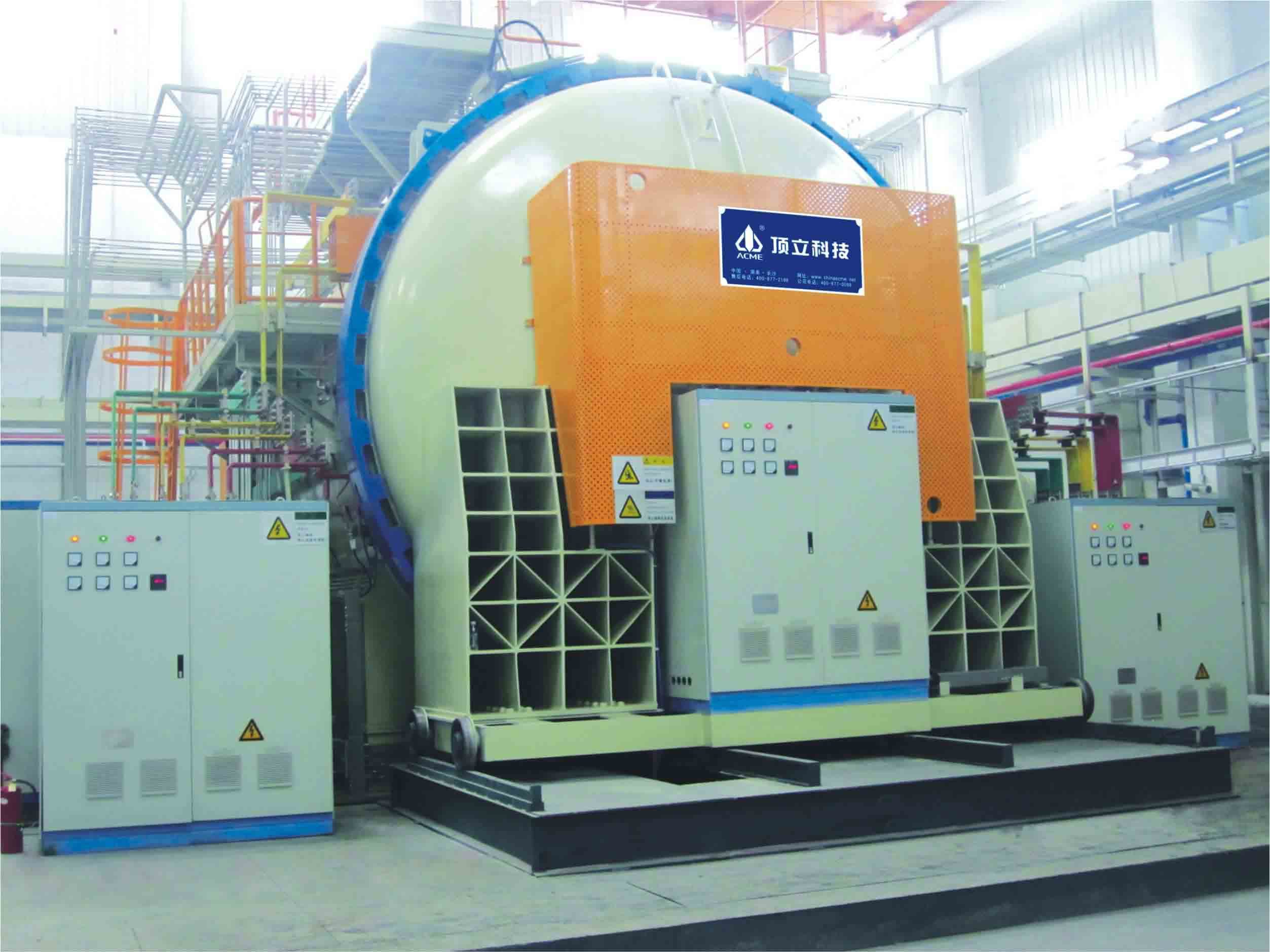 CVD coating Furnace(SiC)