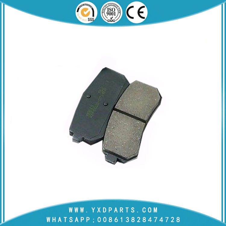 High quality ceramic brake pads China car parts factory oem 58101-0WA10 for KIA HYUNDAI