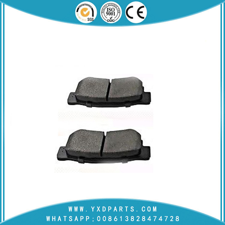 truck/car parts Spare parts Rear Brake pads oem 58302-2SA30 oem for HYUNDAI JAC KIA
