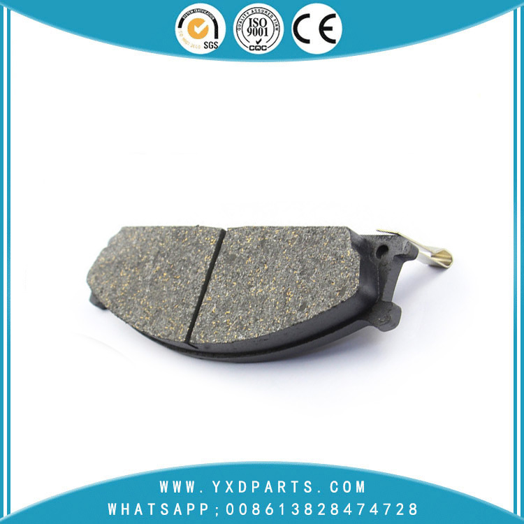 China Wholesale Japan auto front BRAKE PAD oem 41000-10G08 for Nissan