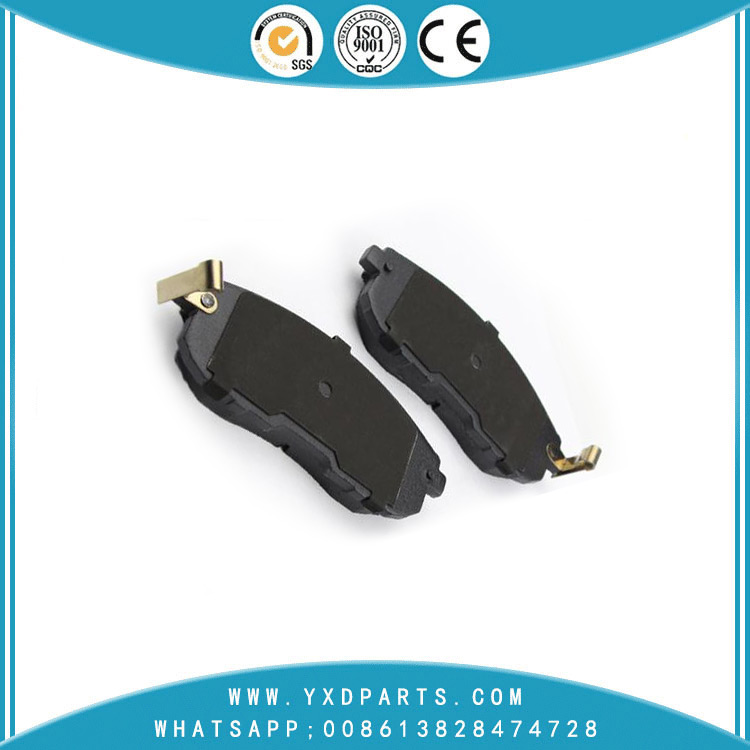 Auto Parts Car Accessories Brake Pads oem 41060-0V090 for NISSAN SUZUKI INFINITI
