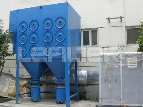 filter cartridge dust collector for powder recovery