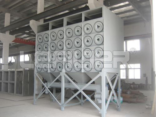 Cartridge Filter Dust Collector for Chemical Industry Fume Extraction