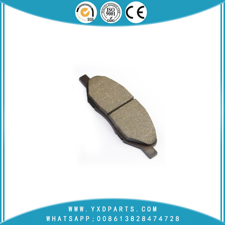 High performance Nissan brake pads oem AY040-NS110