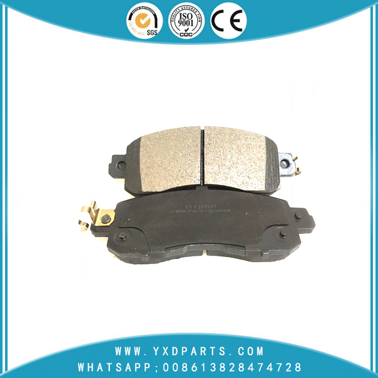 hot sale car brake pad for Nissan oem D1060-3TA0A