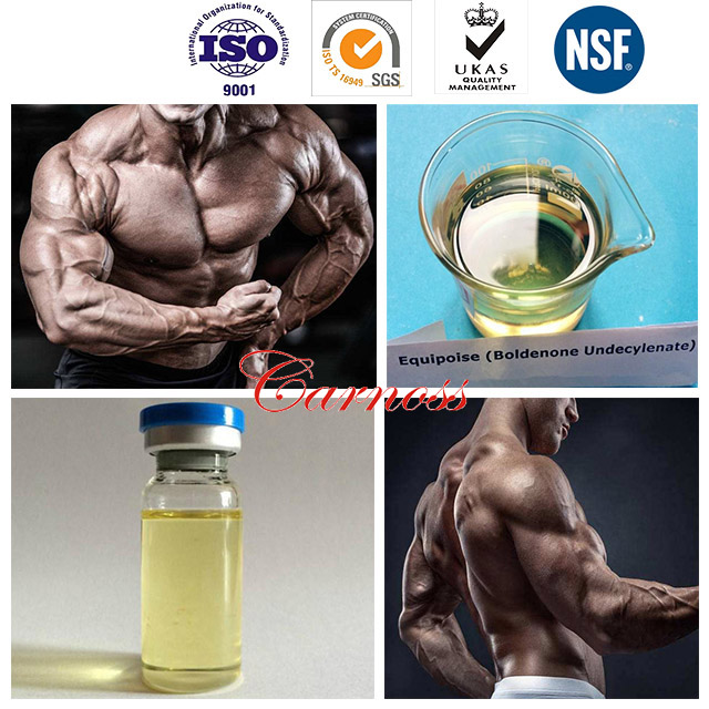 Cancer Treatment Steroid CAS 13103-34-9 Boldenone Undecylenate / Equipoise Ganabol