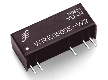 High Power Density Regulated Dual Output isolation DC DC Converter