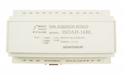 RS232/485 to 4-20ma Digital Signal to Analog Signal Converter ISODA Series