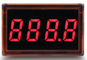 SY LED1 Current Signal Digital Panel Meter