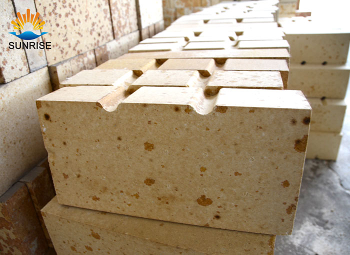 alibaba hot sale type silica brick for glass furnace