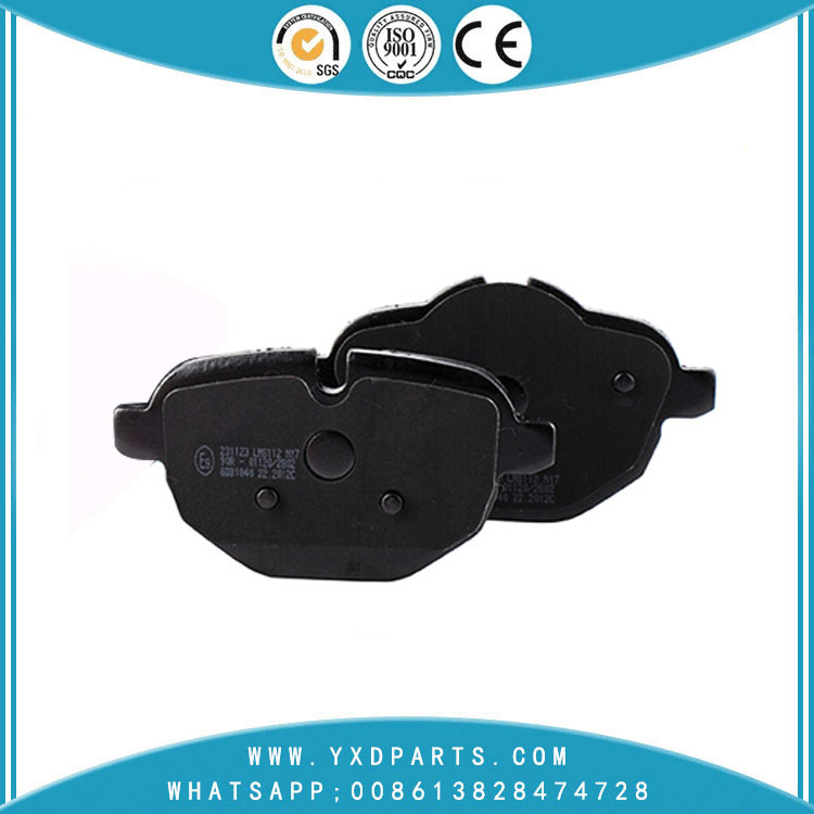 with competitive price brake pad oem GDB1840 for bmw