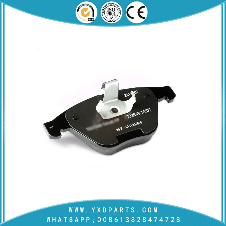 factory Custom amg auto brake pads oem 2521901 for MERCEDES-BENZ