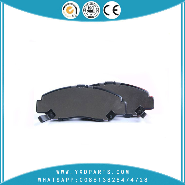High Performance Brake Parts for Cars and Trucks Brake Pad Welcomed OEM and ODM Orders oem GDB1642 for MERCEDES-BENZ