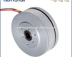 China Manufacturers brushless gimbal motor 12v flat brushless motor