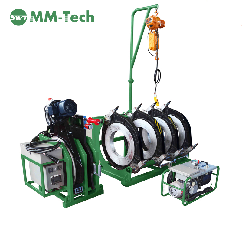 HDPE Butt Welding Equipment