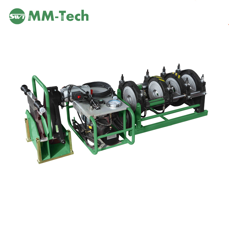 HDPE Butt fusion machines