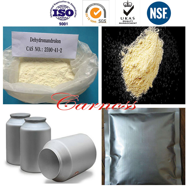 Male Legal Muscle Building Steroids Dehydronandrolone Acetate CAS 2590-41-2