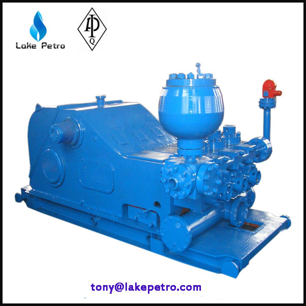 API 800HP Mud Pump for drill rig