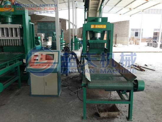 Powder tablets press machine