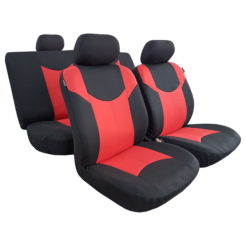 4.Polyester Seat Covers