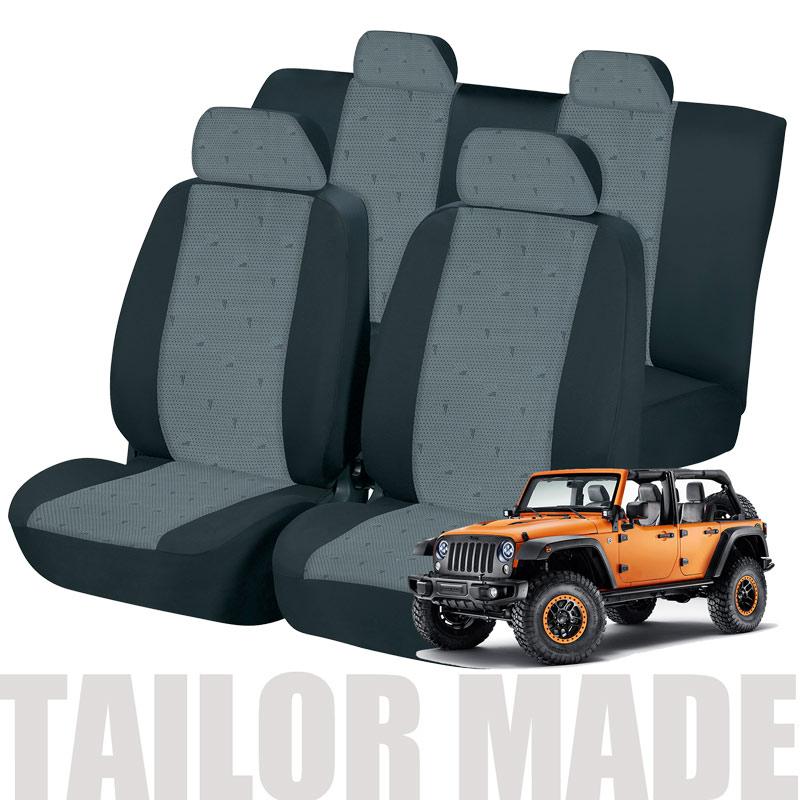 Custom Fit Seat Covers