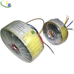 Grewin Electrical Supply Toroidal Transformer with ISO9001: 2015