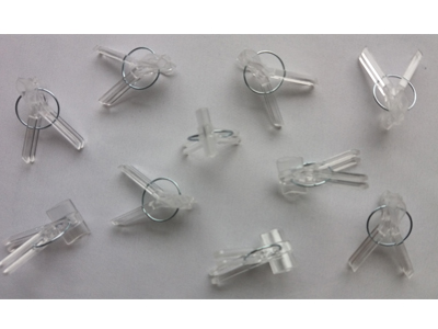 Plastic Grafting Clips