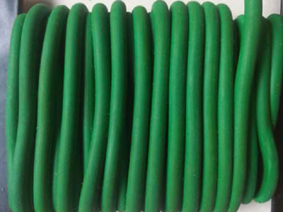 Soft Plant Ties In Silicone Rubber Wire