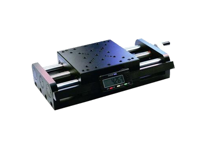 Digital Manual Stage, High precision Micrometer Screw Linear Translation Platform, SSP-304MP