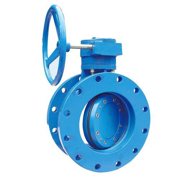 STANDARD-MANUAL CAST STEEL FLANGE BUTTERFLY VALVE