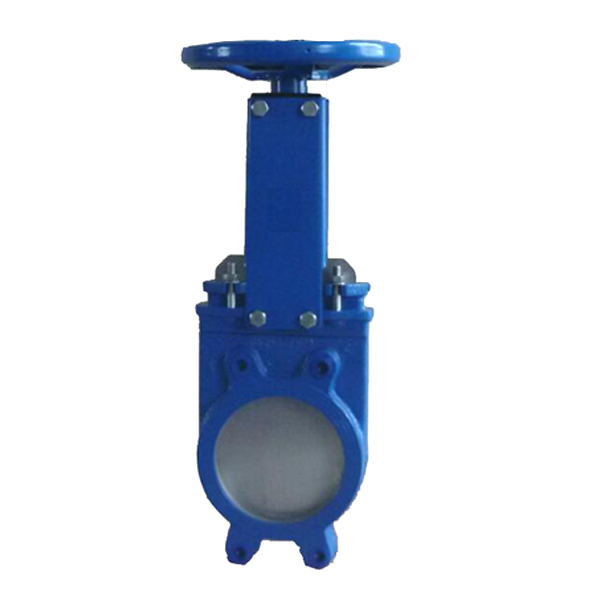 ANSI 150 WAFER KNIFE GATE VALVE WITH SS KNIFE
