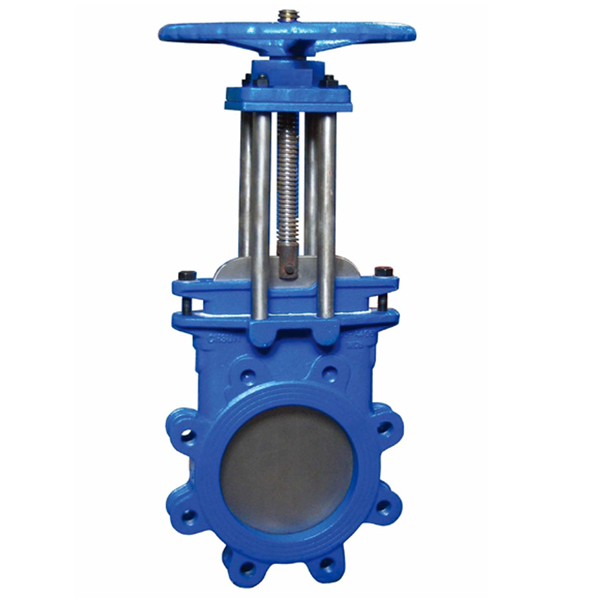 LUGGED STAINLESS STEEL KNIFE GATE VALVE