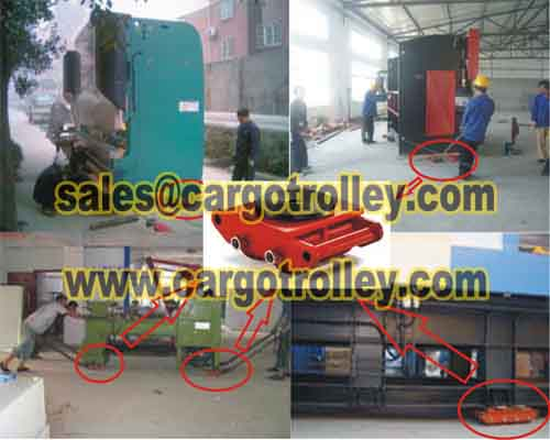 Transport dollies industrial tool hot sell