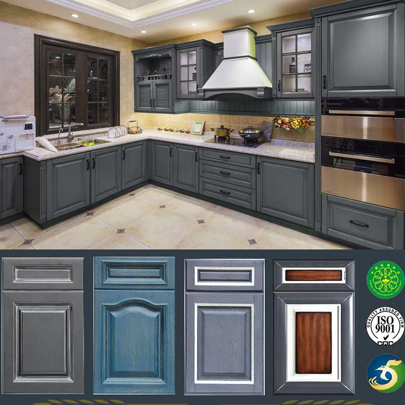 Wooden Kitchen Base Cabinet LW-EN003