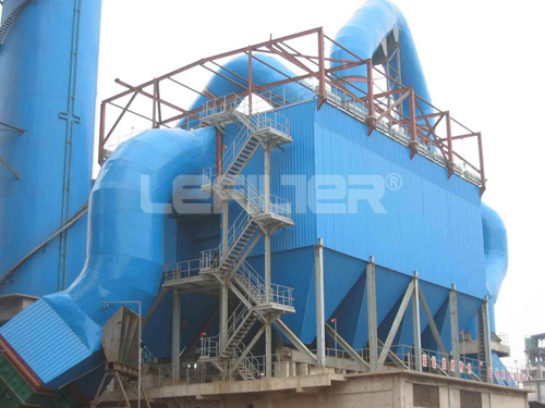 Cement plant industry dust collection bag filter