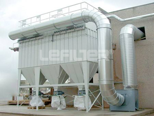 long filter bag dust collector